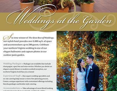 Wedding Expo Hotel Flyer