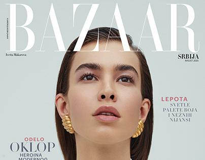 Harper's Bazaar Serbia August 2020