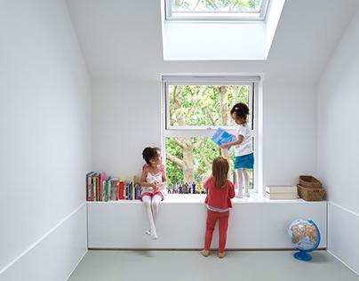 Beechcroft Nursery - Llowarch Llowarch Architects