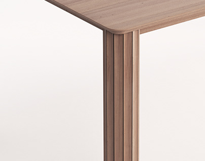 COLUMN dinner table