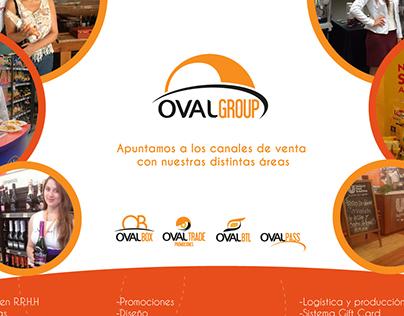 Gráfica OvalGroup