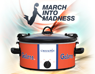 March Madness Crock-Pot Emailer