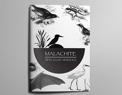 Layout design | Malachite Specialist Services