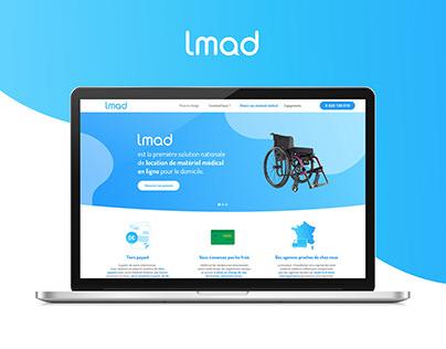 LMAD - Website