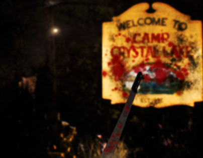 Friday the 13th Reboot/Remake Poster