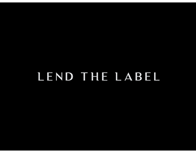 LEND THE LABEL