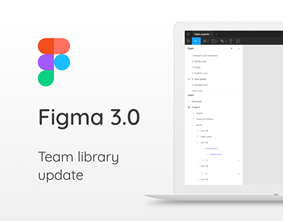 Ideas for Figma update: Team Library