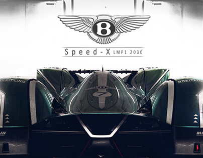 Bentley Speed X - LMP1