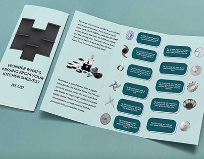 Food Processor Brochure