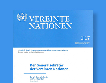 Vereinte Nationen - United Nations