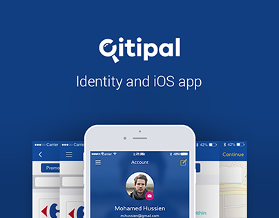Citipal Identity and iOS app