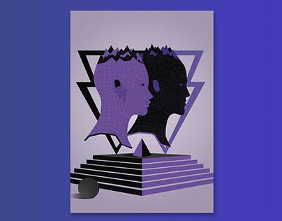 Illustration Undertones Flyer