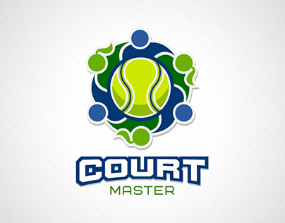 Branding tennis custom logo logotype design Лого icons