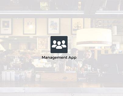 Management App