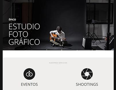 Épico [Diseño web]