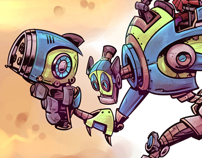 March Of Robots 2018