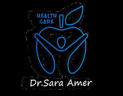 3d Logo design about health care