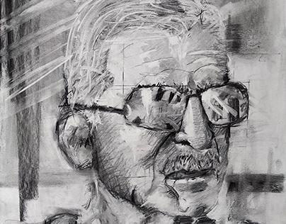 Portrait of an elder