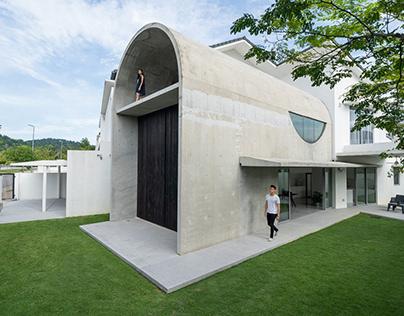 Bewboc House / Fabian Tan Architect
