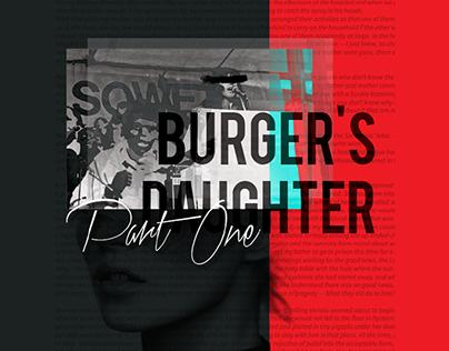 Burger's Daughter // Digital Book