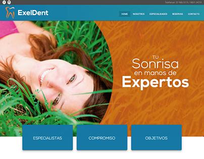 SITIO WEB EXELDENT