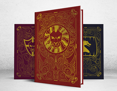 Chronicles of Narnia Book Cover Series