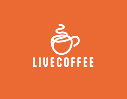 Livecoffee - logodesign