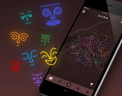 AURA — Mobile App