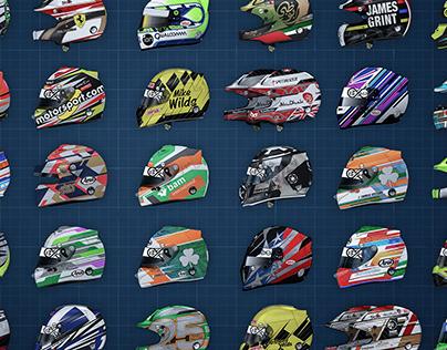 Helmets, Helmets!