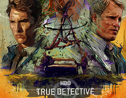 HBO-TRUE DETECTIVE.
