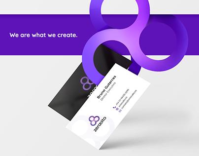 Visual identity - Zerooito