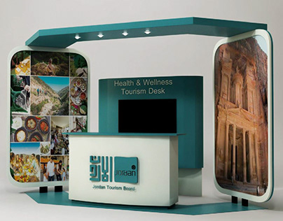 Medical Tourism Booth | Commercial