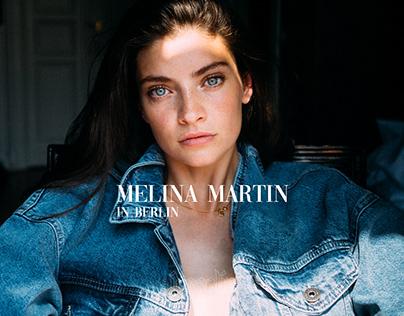 Melina Martin, Portraits, Berlin