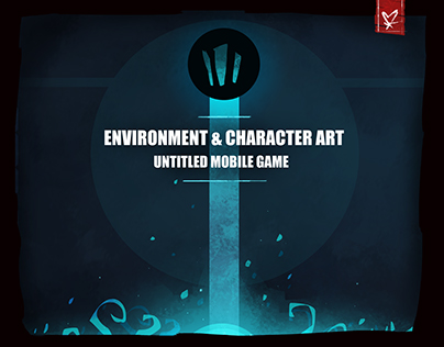 Untitled Mobile Game Art! (Concept-Asset)