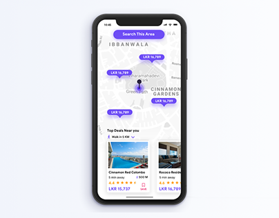 Search hotels deals near your location