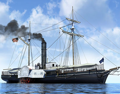 USS Water Witch