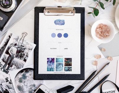 Branding Mood board Templates