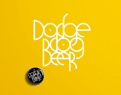 DodgeDogBeer packaging