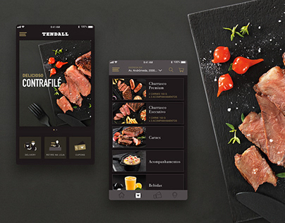 App - Tendall Grill