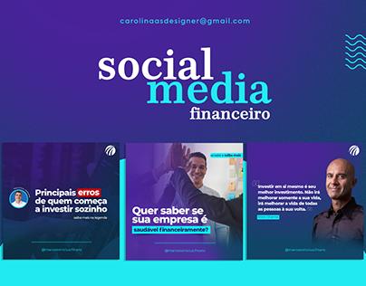 Social Media - Financeiro | Consultoria Financeira