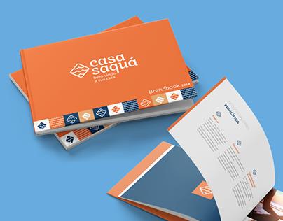 Pousada Casa Saquá - Rebranding
