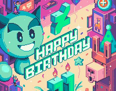 Happy 21st Birthday! DeviantArt