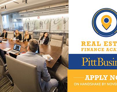 Pitt Business Acadamies