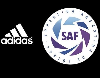 Superliga por Adidas