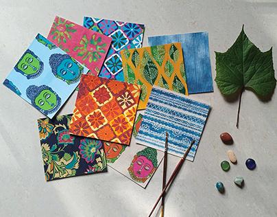 Fabric Illustrations