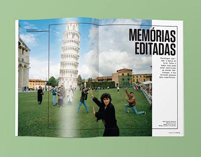 Memórias Rditadas | Revista Superinteressante