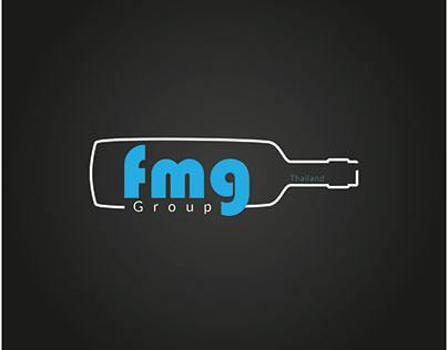 alcohol company logo Design