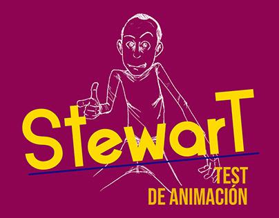 Test de animación