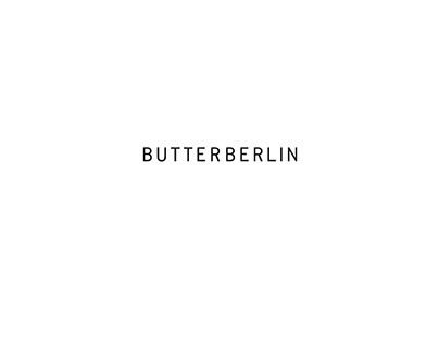 BUTTERBERLIN Corporate Design