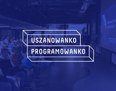 Uszanowanko Programowanko – meetup's website